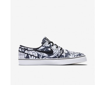 Nike SB Zoom Stefan Janoski Canvas Premium Mens Shoes Black/White/Gum Light Brown/Black Style: 705190-009