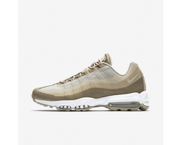 Nike Air Max 95 Ultra Essential Mens Shoes Khaki/Oatmeal/Linen/Oatmeal Style: 857910-200