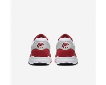 Nike Air Max 1 Ultra 2.0 LE Mens Shoes White/Neutral Grey/Black/University Red Style: 908091-100
