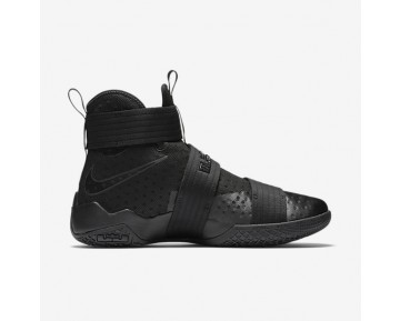 Nike Zoom LeBron Soldier 10 Mens Shoes Black/Black Style: 844374-001