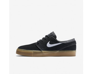 Nike SB Zoom Stefan Janoski Mens Shoes Black/Gum Light Brown/White Style: 333824-021