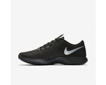Nike FS Lite Trainer 4 Mens Shoes Anthracite/Black/Cool Grey/Metallic Silver Style: 844794-001