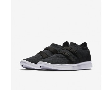 Nike Air Sock Racer Ultra Flyknit Mens Shoes Black/Black/White/Anthracite Style: 898022-001