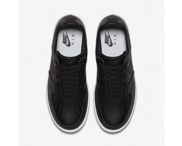 Nike Air Force 1 UltraForce Leather Mens Shoes Black/White/Black Style: 845052-001