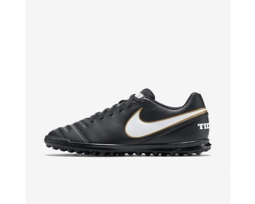 Nike Tiempo Rio III Mens Shoes Black/White Style: 819237-010