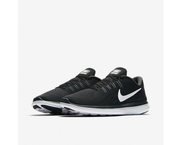Nike Flex 2017 RN Mens Shoes Black/Anthracite/Cool Grey/White Style: 898457-001