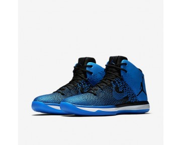 Air Jordan XXXI Mens Shoes Game Royal/Black/White/Black Style: 845037-007