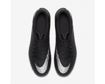 Nike Hypervenom Phade 3 FG Mens Shoes Black/Black/Total Crimson/Metallic Silver Style: 852547-001