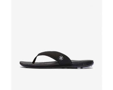 Hurley Phantom Free Mens Shoes Black Style: HUR148-001