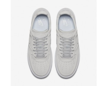 Nike Air Force 1 UltraForce Mens Shoes Pure Platinum/White/Pure Platinum Style: 818735-005