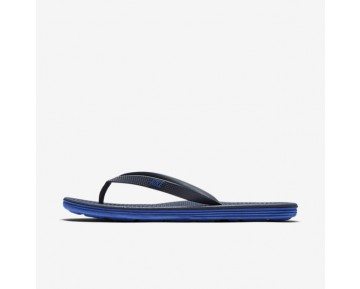 Nike Solarsoft II Mens Shoes Midnight Navy/Racer Blue Style: 488160-444