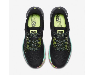 Nike Air Zoom Terra Kiger 4 Mens Shoes Black/Volt/Hyper Turquoise/White Style: 880563-001
