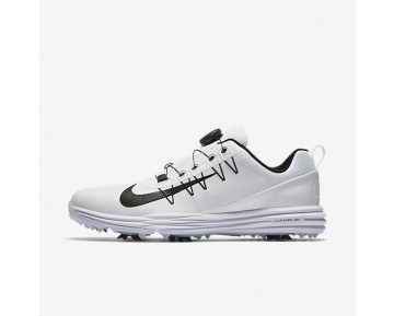 Nike Lunar Command 2 Boa Mens Shoes White/White/Black Style: 888552-100