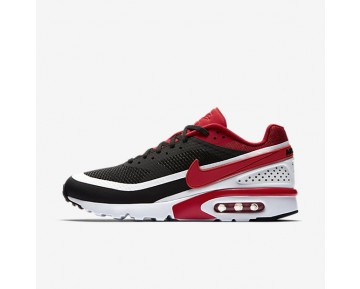Nike Air Max BW Ultra SE Mens Shoes Black/White/Metallic Silver/University Red Style: 844967-006