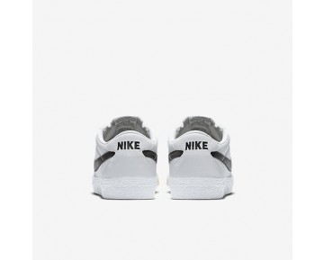 Nike SB Zoom Bruin Premium SE Mens Shoes Summit White/White/Black Style: 877045-101