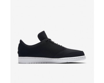 Jordan 1 Flight 5 Low Mens Shoes Black/White/Black Style: 888264-010