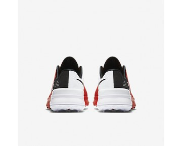 Nike FI Flex Mens Shoes Max Orange/White/Black Style: 849960-800