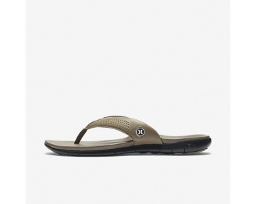 Hurley Phantom Free Elite Mens Shoes Khaki Style: HUR149-238