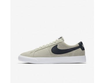 Nike SB Blazer Vapor Mens Shoes Summit White/Obsidian Style: 878365-141