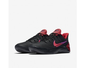 Kobe A.D. Mens Shoes Black/Hyper Violet/University Red Style: 852425-004
