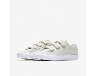Nike SB Zoom Blazer Low AC 'Numbers' Mens Shoes Sail/White/Sail Style: 921739-111