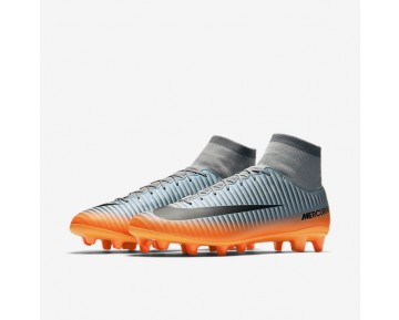 Nike Mercurial Victory VI Dynamic Fit CR7 AG-PRO Mens Shoes Cool Grey/Wolf Grey/Total Crimson/Metallic Hematite Style: 903602-001