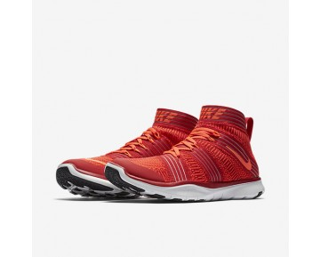 Nike Free Train Virtue Mens Shoes University Red/Bright Crimson/Pure Platinum/Hyper Orange Style: 898052-600