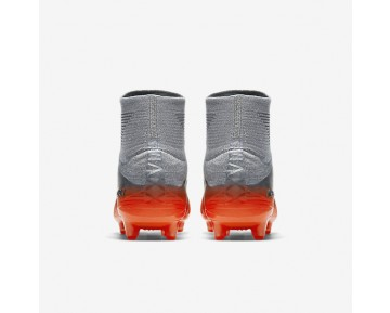 Nike Mercurial Superfly V CR7 Dynamic Fit AG-PRO Mens Shoes Cool Grey/Wolf Grey/Total Crimson/Metallic Hematite Style: 852510-001
