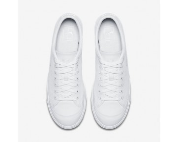 Nike All Court 2 Low Canvas Mens Shoes White/White Style: 898040-100