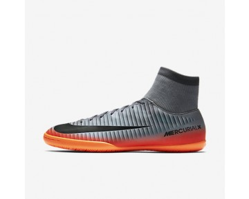 Nike MercurialX Victory VI Dynamic Fit CR7 IC Mens Shoes Cool Grey/Wolf Grey/Total Crimson/Metallic Hematite Style: 903611-001