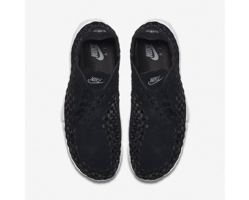 Nike Air Footscape Woven NM Mens Shoes Black/Wolf Grey/White/Dark Grey Style: 875797-003