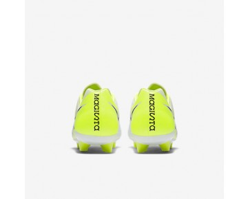 Nike Magista Onda II AG Mens Shoes White/Volt/Pure Platinum/Black Style: 844419-109