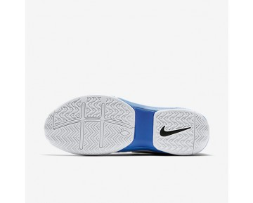 NikeCourt Air Vapor Advantage Mens Shoes White/Light Photo Blue/Black Style: 599359-105