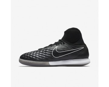 Nike MagistaX Proximo II IC Mens Shoes Dark Grey/Volt/Cool Grey/Black Style: 843957-007
