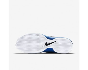 NikeCourt Air Vapor Advantage Clay Mens Shoes White/Light Photo Blue/Black Style: 819518-100
