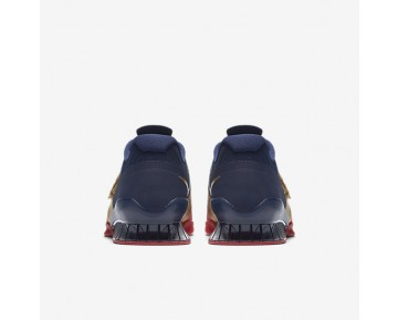 Nike Romaleos 3 Freedom Mens Shoes Midnight Navy/University Red/White Style: AA3154-400