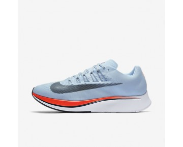 Nike Zoom Fly Mens Shoes Ice Blue/Bright Crimson/University Red/Blue Fox Style: 880848-401
