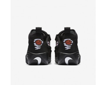 Nike Air Shake Ndestrukt Mens Shoes Black/Black/Team Orange/White Style: 880869-001