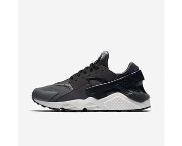 Nike Air Huarache Premium Mens Shoes Dark Grey/Black/Pure Platinum/Black Style: 704830-007