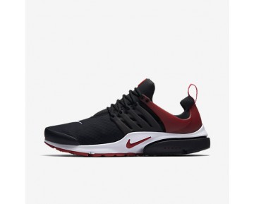 Nike Air Presto Essential Mens Shoes Black/White/Gym Red Style: 848187-002