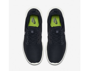 Nike Roshe Two Mens Shoes Black/Sail/Volt/Anthracite Style: 844656-003