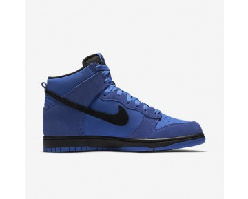 Nike Dunk High Mens Shoes Comet Blue/Black Style: 904233-401