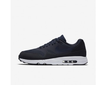 Nike Air Max 1 Ultra 2.0 Essential Mens Shoes Obsidian/Pure Platinum/White/Obsidian Style: 875679-400