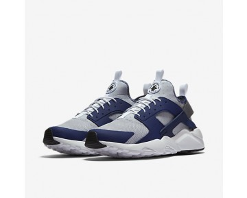Nike Air Huarache Ultra Mens Shoes Binary Blue/Pure Platinum/Anthracite/Black Style: 819685-404