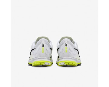 Nike Zoom Streak 6 Unisex Mens Shoes White/Volt/Black Style: 831413-107