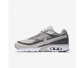 Nike Air Max BW Ultra Mens Shoes Wolf Grey/Dark Grey/White/Pure Platinum Style: 819475-006