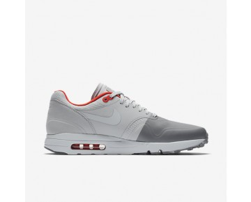 Nike Air Max 1 Ultra 2.0 SE Mens Shoes Dark Grey/Wolf Grey/Bright Crimson/Wolf Grey Style: 875845-003