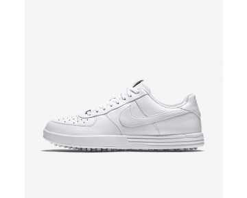 Nike Lunar Force 1 G Mens Shoes White/White/White Style: 818726-100