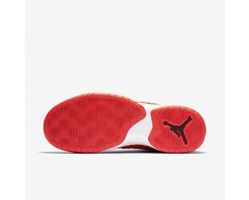 Jordan B. Fly Mens Shoes Max Orange/Gym Red/White/Black Style: 881444-803