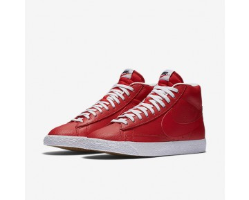 Nike Blazer Mid Premium 09 Mens Shoes Game Red/Black/Gum Light Brown/White Style: 429988-604
